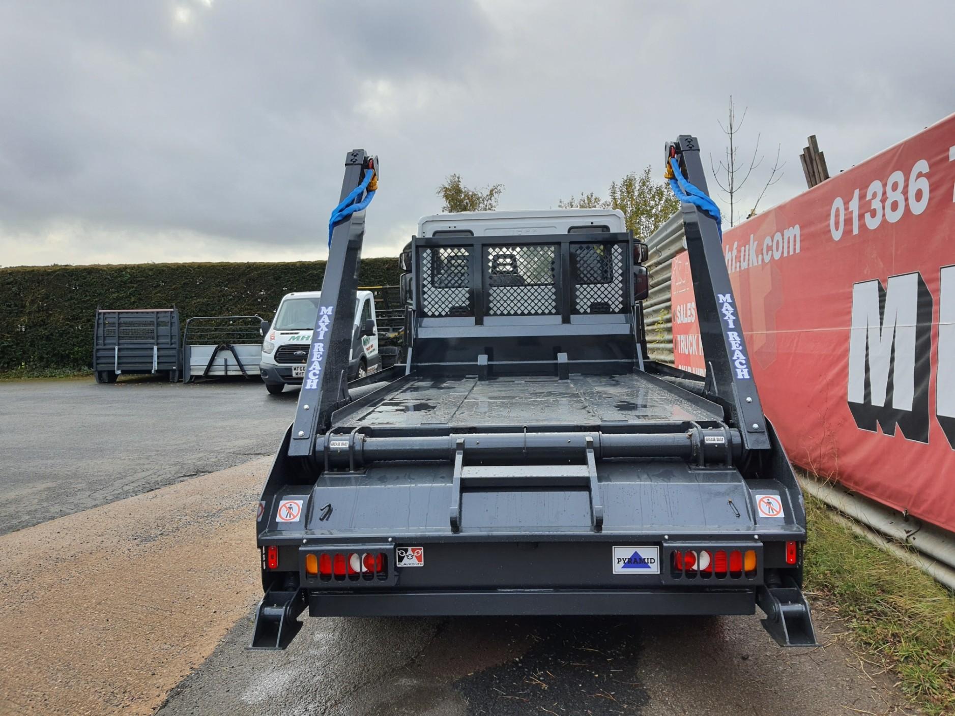 2020 Iveco ML75E16 4x2 7500kgs unregistered   MHF